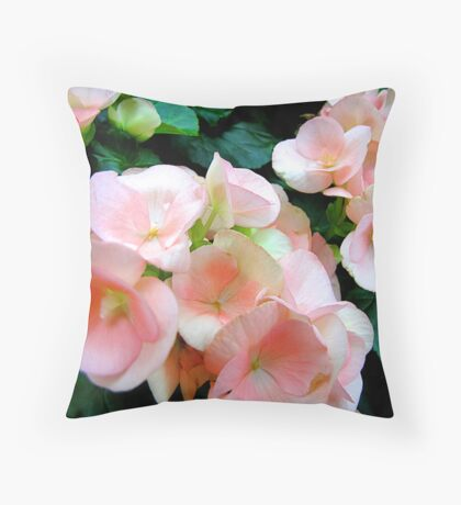 Floral delights Throw Pillow