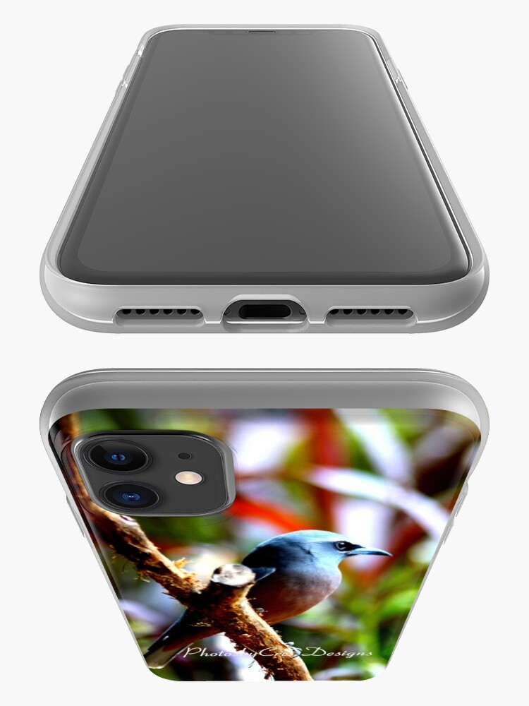 Alternate view of Bird of Colours iPhone Case & Cover