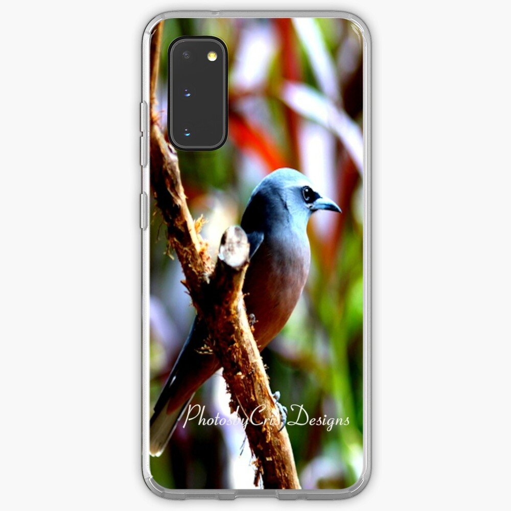 Bird of Colours Case & Skin for Samsung Galaxy