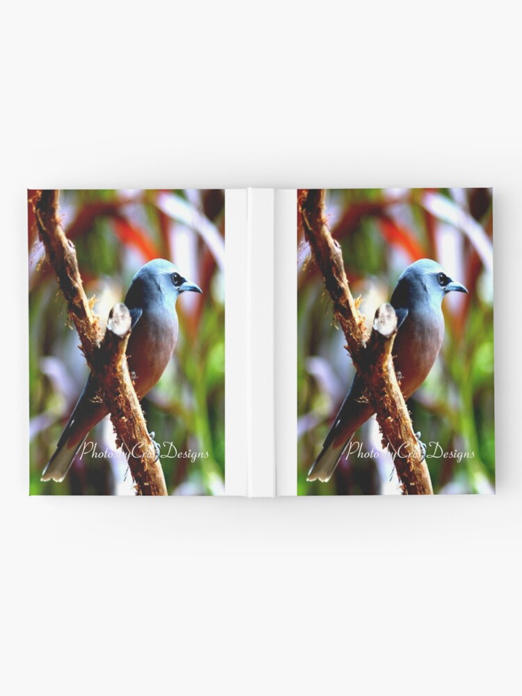 Alternate view of Bird of Colours Hardcover Journal