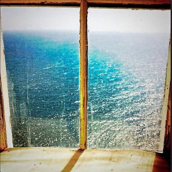 window to the sea by Brendan Ó Sé