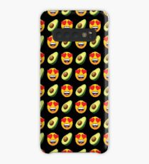Love Avocado Emoji JoyPixels Funny Avocado Lover Case/Skin for Samsung Galaxy