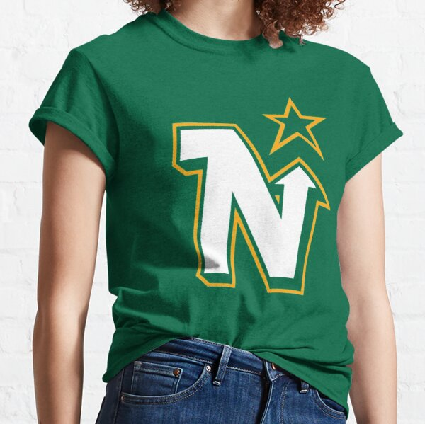Vintage Minnesota Hockey - Retro North Stars Classic T-Shirt