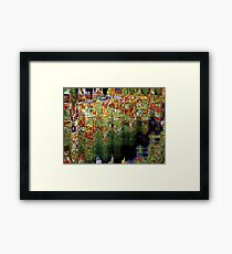 Splendor in the Grass Framed Print