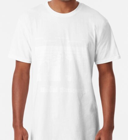 The Usual Poker Suspects Long T-Shirt