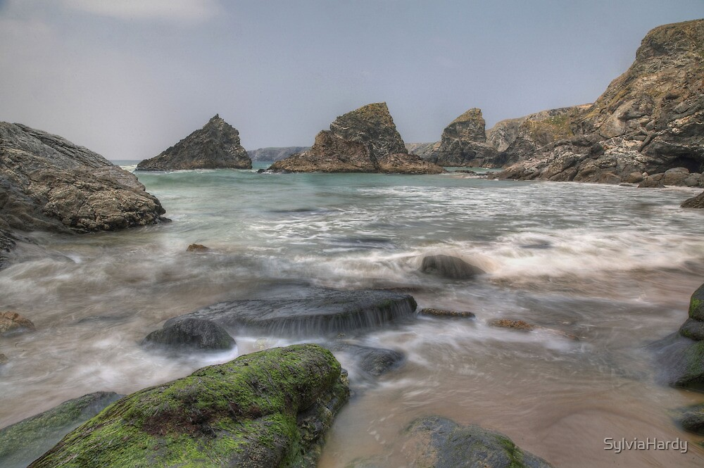 Bedruthan High Tide by SylviaHardy