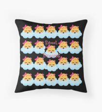 Sweet Dreams Emoji JoyPixels Good Night My Love Floor Pillow