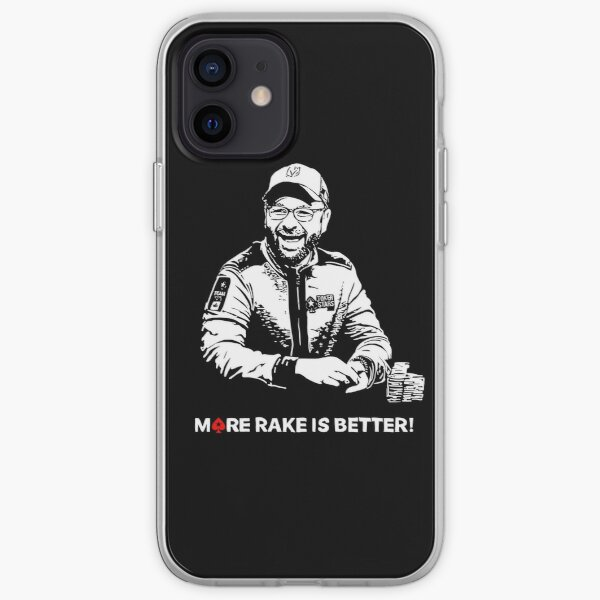 More Rake Is Better iPhone Soft Case