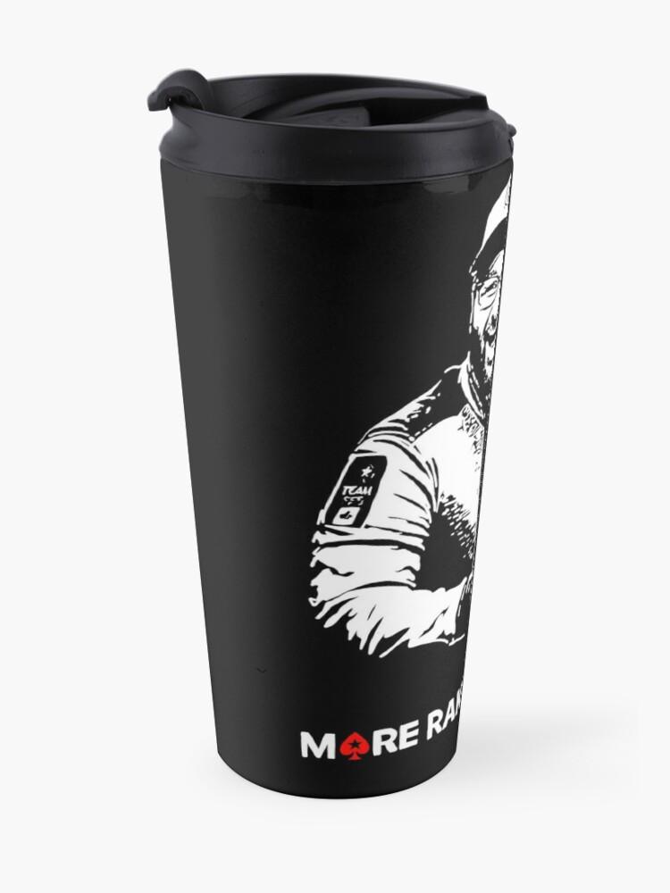 Alternate view of More Rake Is Better Travel Mug