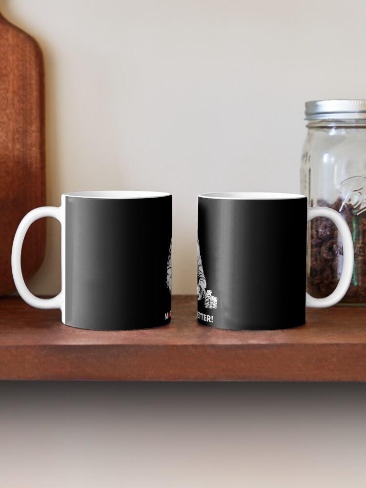 Alternate view of More Rake Is Better Mug