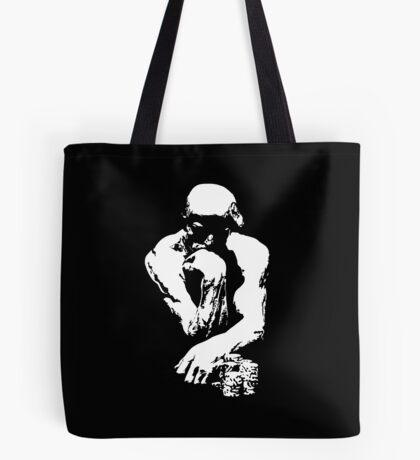 The Thinking Man Poker Tote Bag