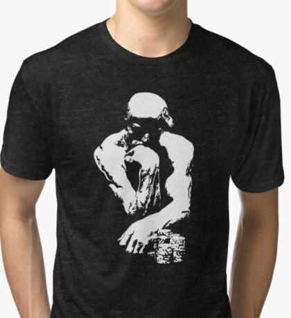 The Thinking Man Poker Tri-blend T-Shirt