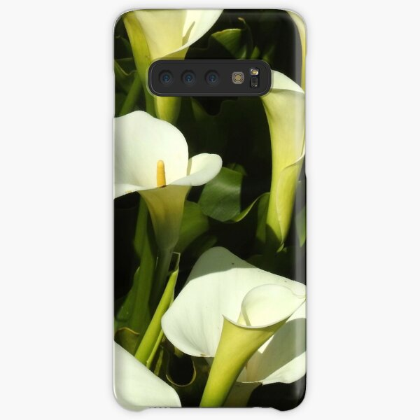 Nature, Wildflowers, Calla Lily Samsung Galaxy Snap Case