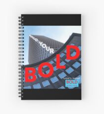 Build Your BOLD Spiral Notebook