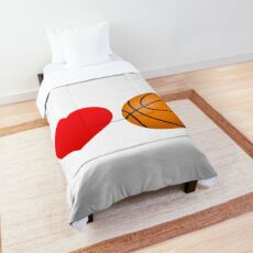 Love basketball! Comforter