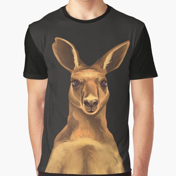 The Original Atheist Roo Graphic T-Shirt