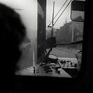 1984 - the tram ride by Ursa Vogel