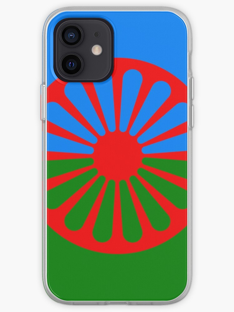 drapeau gitan   Coque iPhone