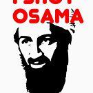 I shot Osama by koalakoala