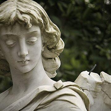 Weeping Angel 2 by Geier
