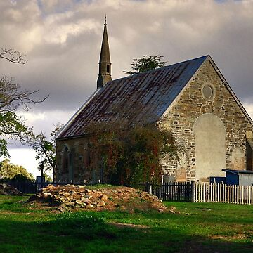 St Paul's Presbyterian Church ~ Hill End NSW by RosalieDale