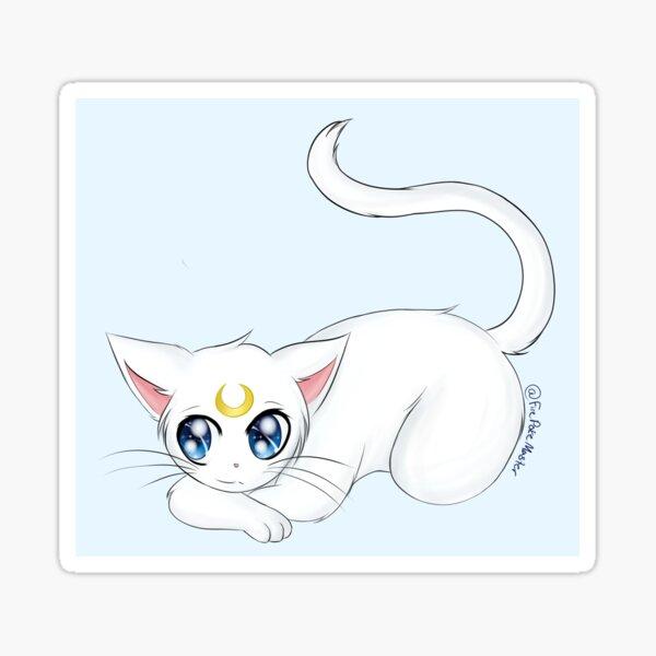 Artemis Sticker