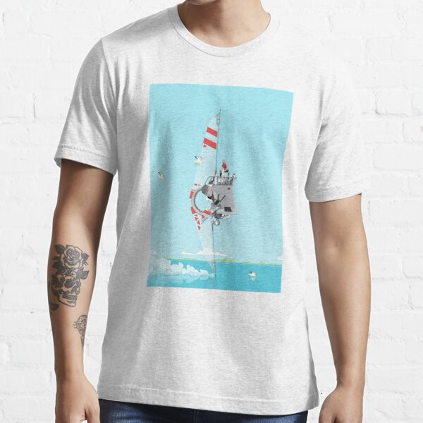Fin Ship Essential T-Shirt