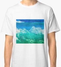 Splashing time Classic T-Shirt