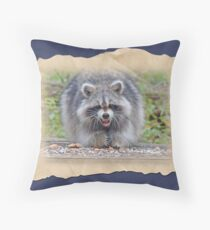 "I said, ""HAVE A NICE DAY!' Throw Pillow"