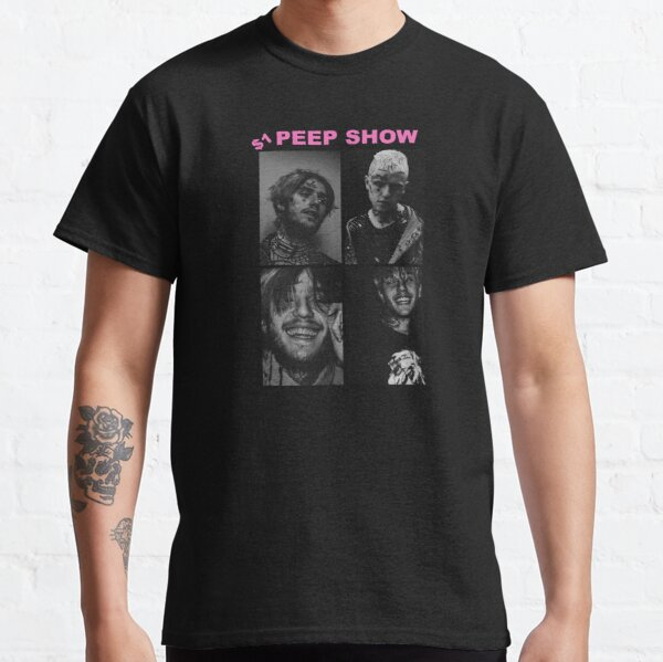 Lil Peep $1 Peep Show Classic T-Shirt