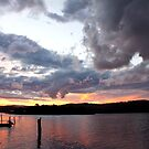 Batemans Sunset by Tamara Dandy
