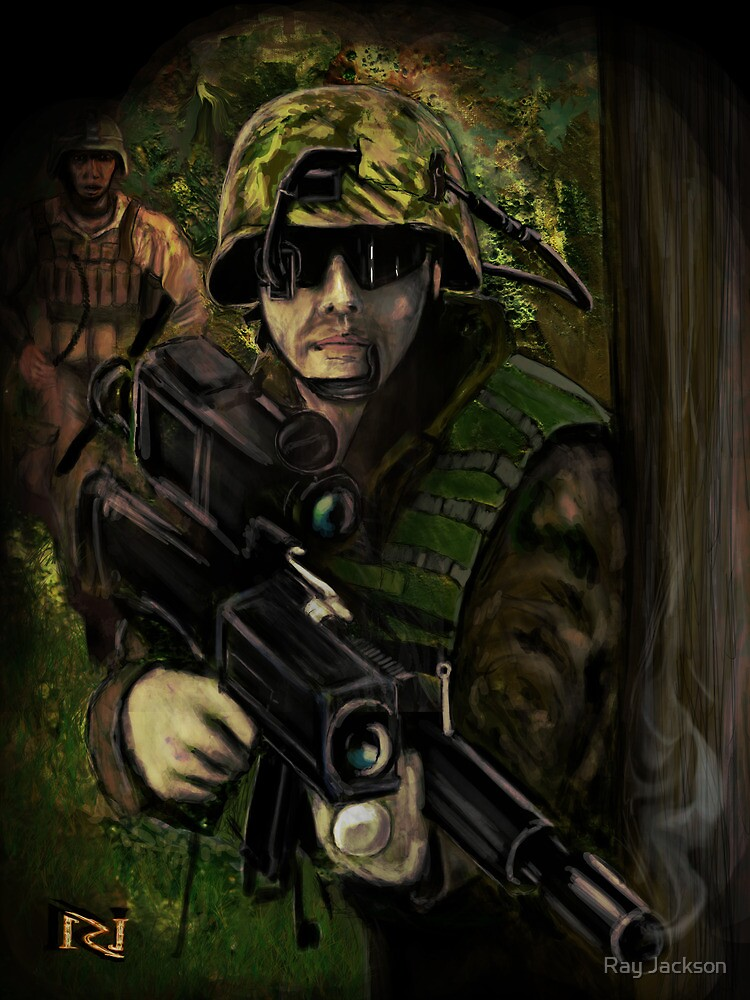 RECON ! by Ray Jackson