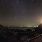 Cape Schanck Lighthouse by Alex Cherney