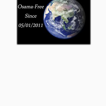 The World - Osama-Free by photoforyou
