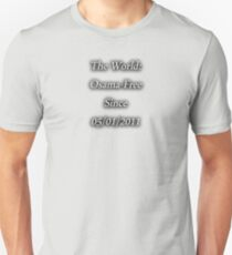 Osama-Free World T-Shirt