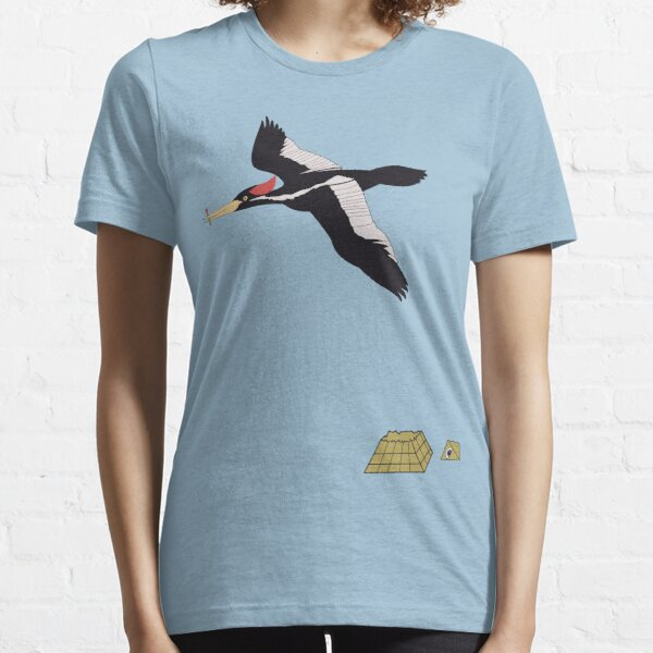 Escape, with Woodpecker Essential T-Shirt