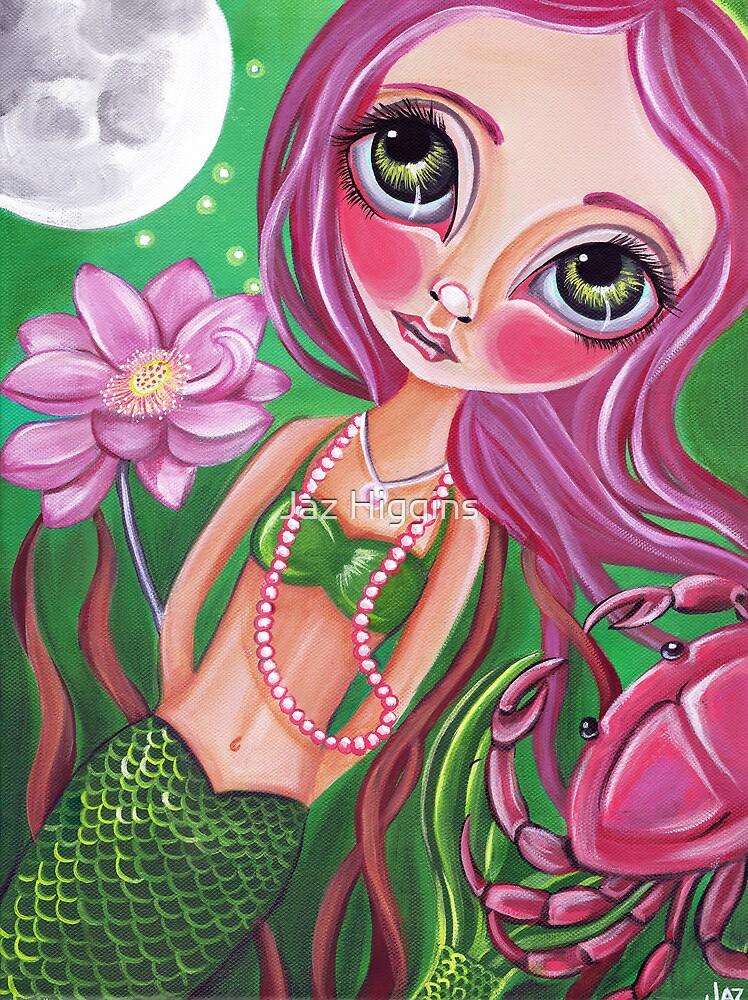 """Cancer (Zodiac Mermaid)""  by Jaz Higgins"