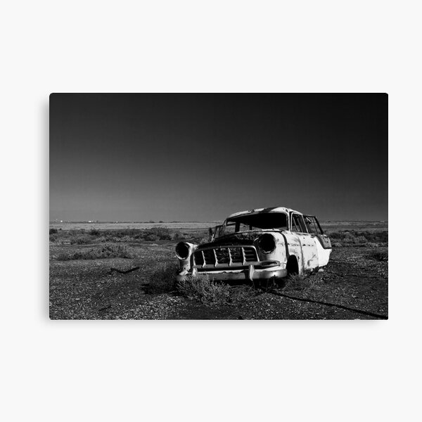 Of times past Canvas Print