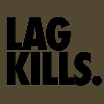 LAG KILLS. by cpinteractive