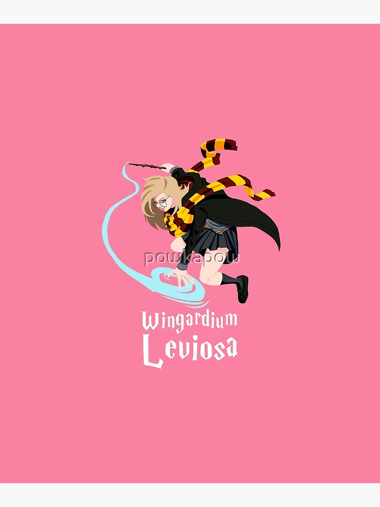 Leviosa Girl by powkapow