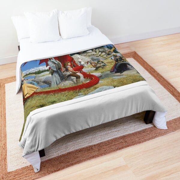Everquest Main Art Comforter