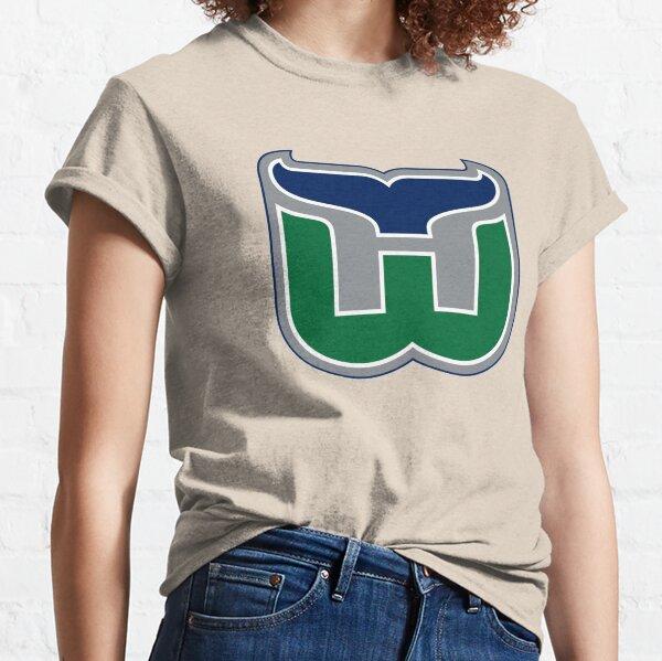 Vintage Hartford Hockey - Retro Whalers Classic T-Shirt