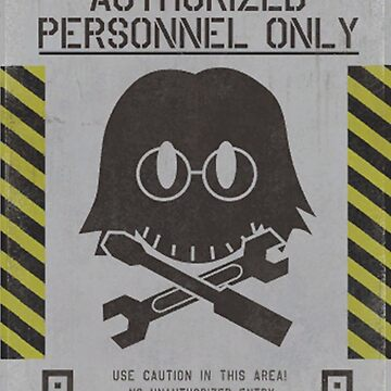 Authorized Personnel Only (Huey Emmerich) by wearz