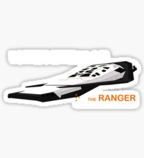 The Ranger Sticker