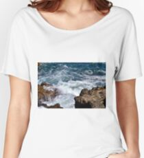 The Sea Women's Relaxed Fit T-Shirt