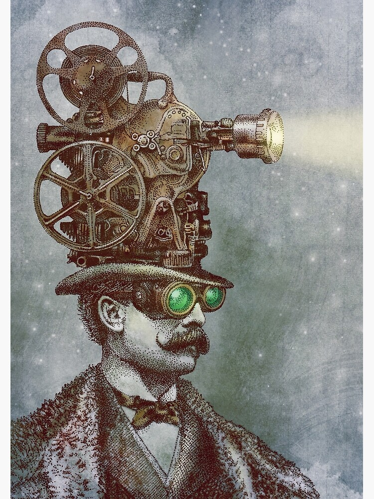 The Projectionist by opifan