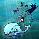 Whales are Furious! by Zoo-co