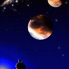 Night Sky by petejsmith