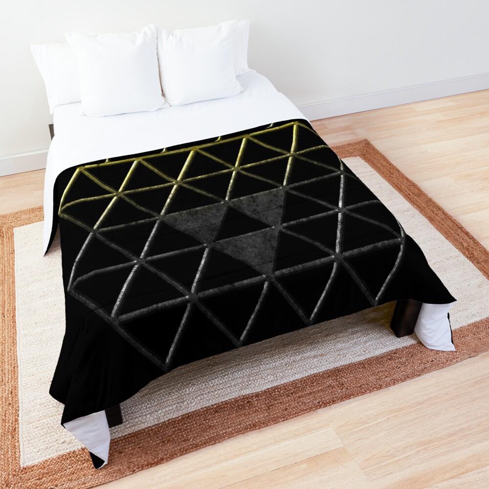 A Link Between Triforces Comforter
