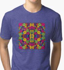 Bubblegum Quartet Tri-blend T-Shirt